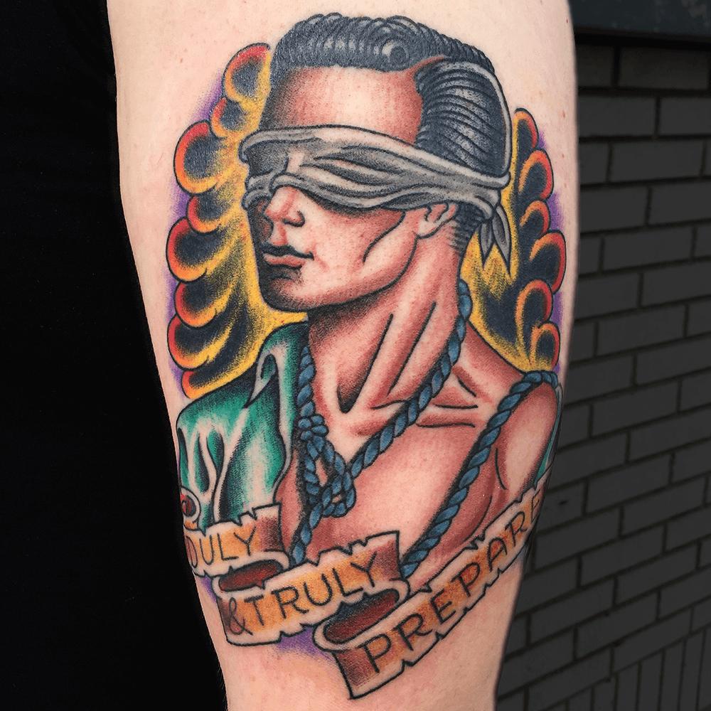 Silk City Tattoo Hawthorne Nj